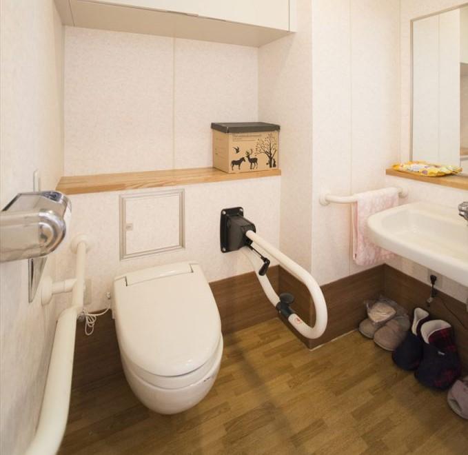 トイレ・洗面場